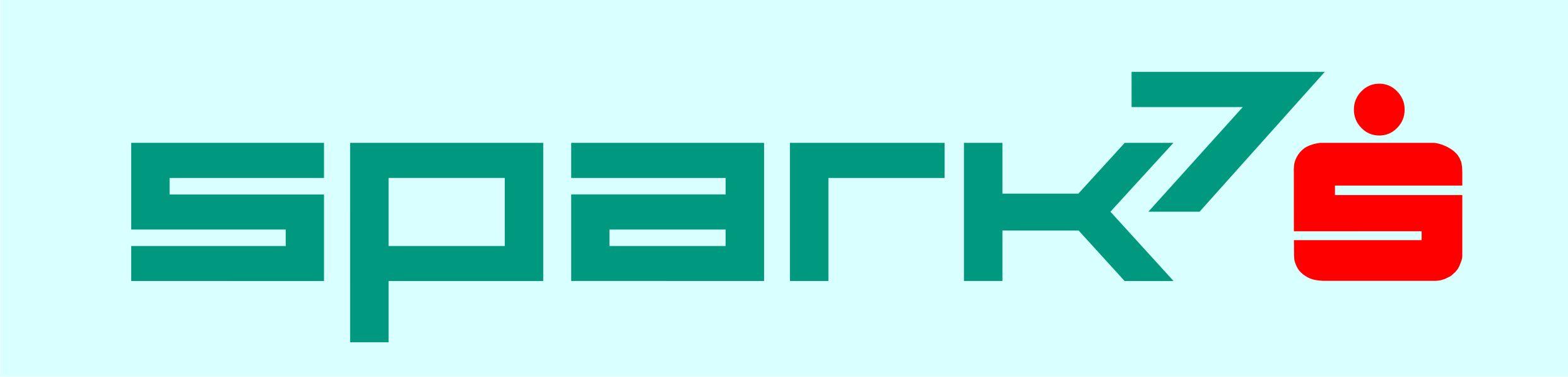 Logo spark7 4c hellblau