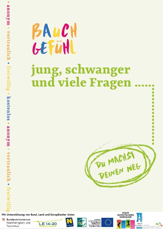 Titelblatt Broschüre